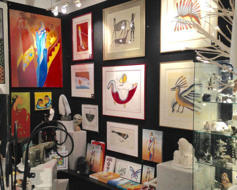 Gallery Indigena Stratford