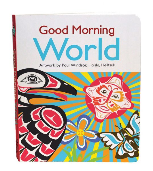 Good morning world book