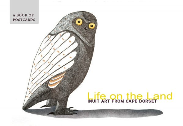 life-on-the-land-inuit-art-from-cape-dorset-book-of-postcards-37