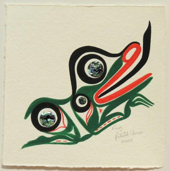 Patrick Amos Frog - 40218- 14