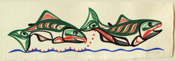 Patrick Amos Spawning Salmon - 40319 - 22