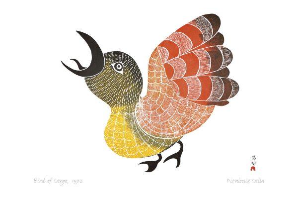 Bird of SargoPS