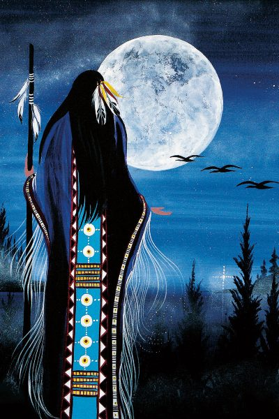 EveningStarWoman