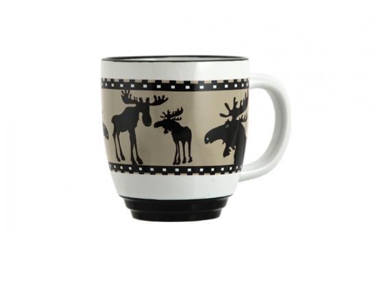 New Moose Halo Mug