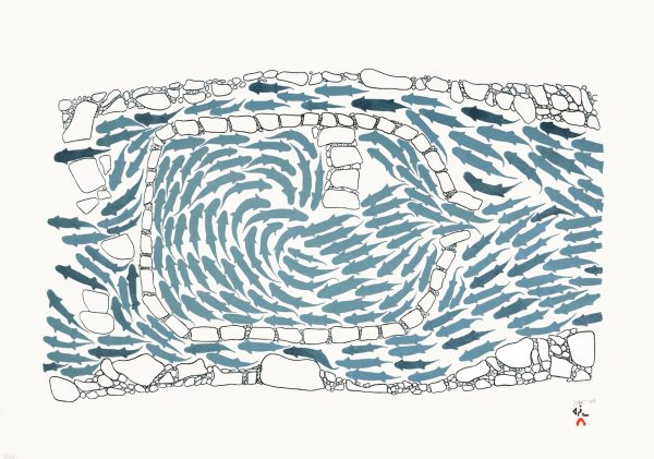 20-Saputiit (Handmade Fish Weir)