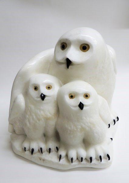 Owl & Chicks